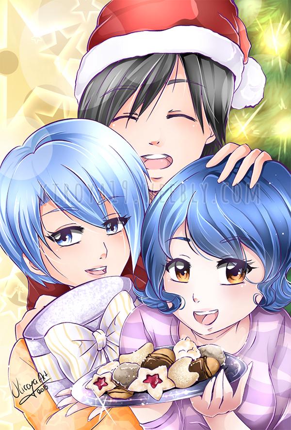 Happy Christmas by Kiroya19