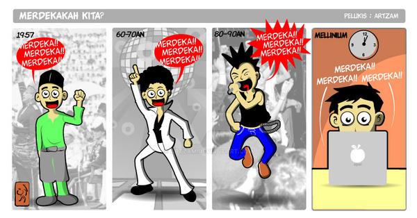 Komik Niaga by artzam