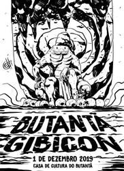 Butanta Gibicon poster