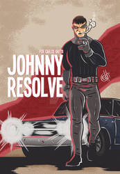 Johnny Resolve Cover #0