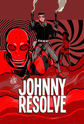 Johnny Resolve Cover #1