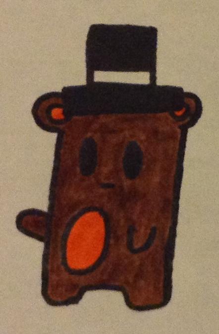 Freddy (sry i had to :I) by epicboy511