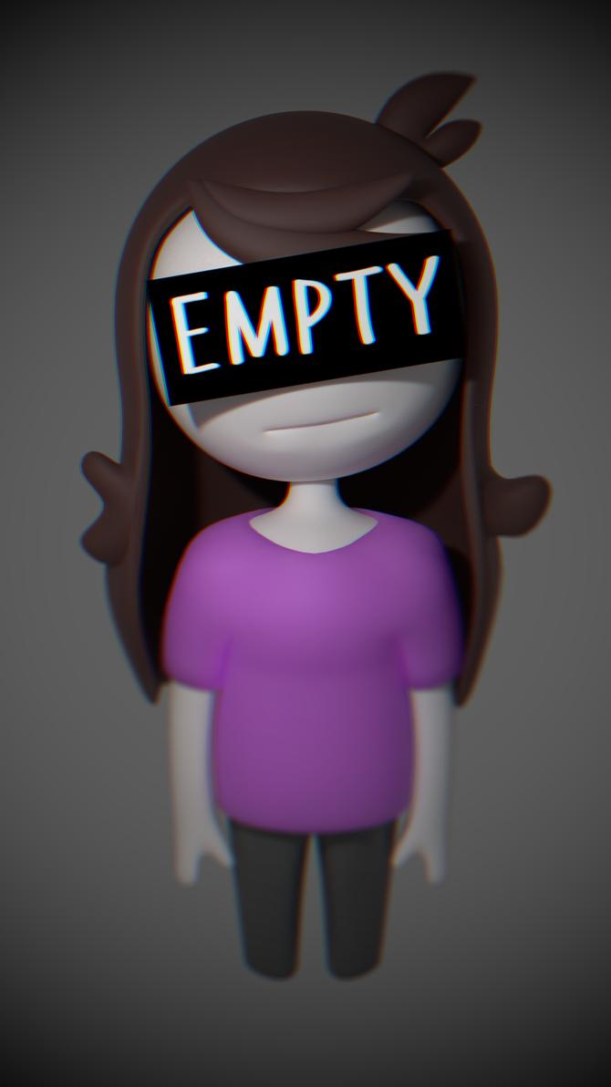 Jaiden Animations - EMPTY by epicboy511