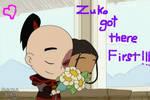 Zuko got there First