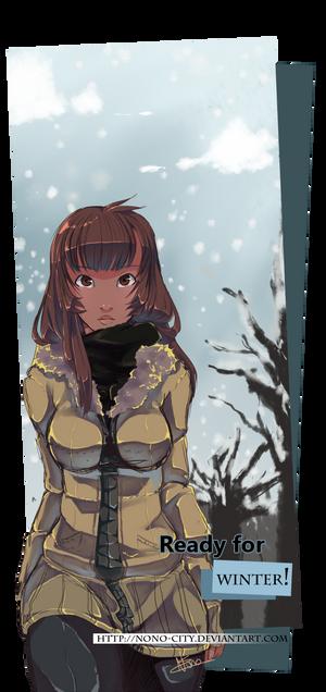winter comes !