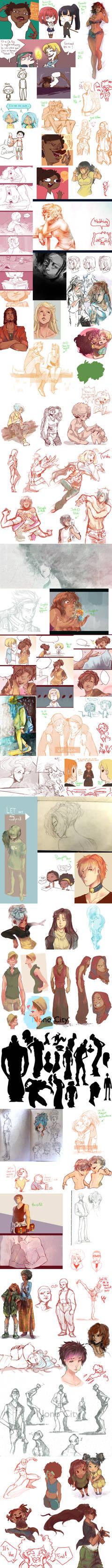 Sketch dump 5
