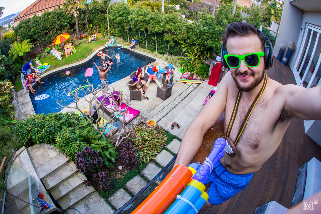 League of Legends Pool Party Challenge 2015 #4 by magicmissilestudios