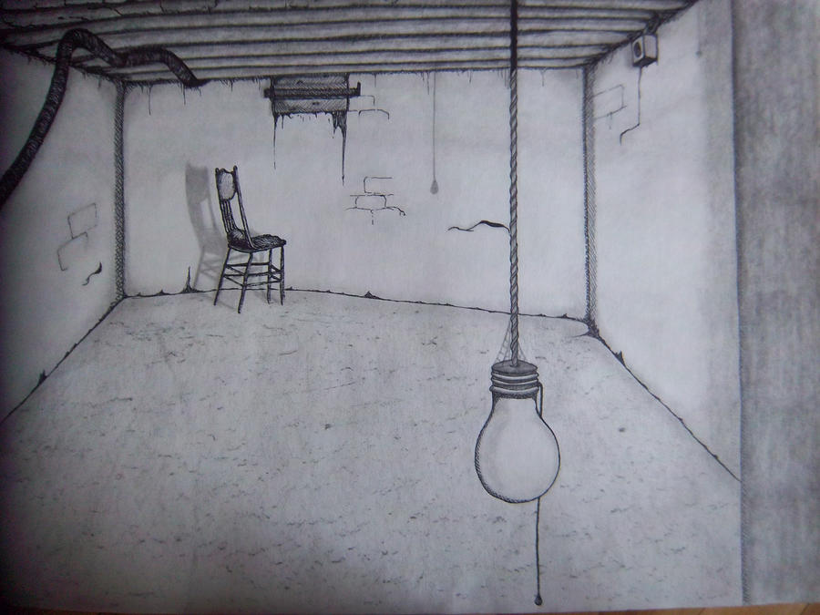 My Scary Basement By Cosmosbeam On Deviantart