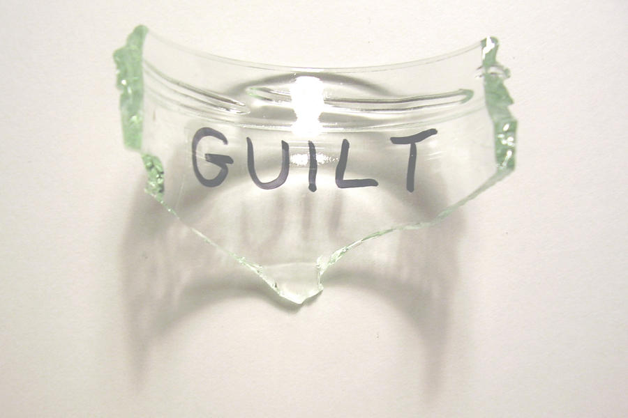 Glass: Guilt by Raingarden