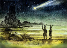 The unforgotten legend by eliramouse