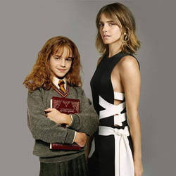 Harry Potter to Hermione Granger (TG AP) by FanDisneyArt