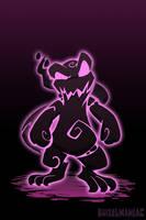 Fear My Wraith by buizelmaniac