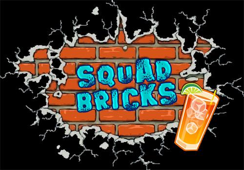 Squad Bricks Logo by laughingwarlock