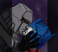 Greek'verse - First kiss by murr-miay