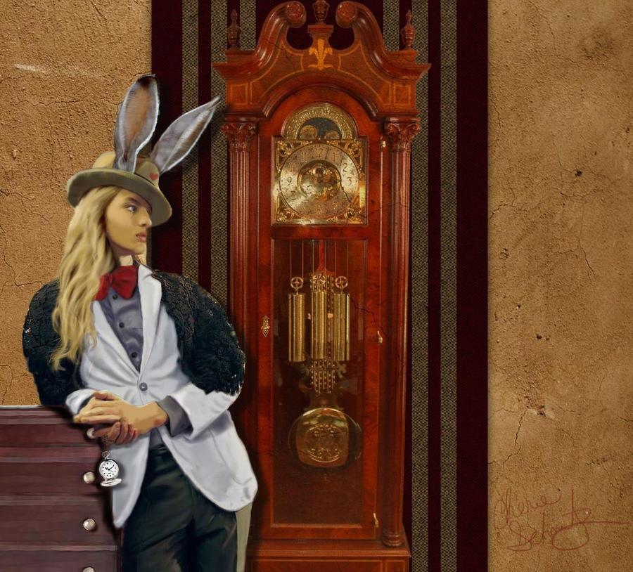 White Rabbit S1 by Angelo-Nero9