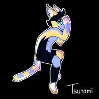 tsunami redesign by memieve