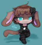 celeste the cabbit