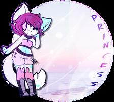 [GIFT] Pastel Princess by That-Black-Rabbit