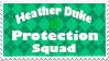 Heather Duke Protection Squad by That-Black-Rabbit