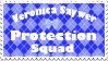 Veronica Sawyer Protection Squad by That-Black-Rabbit