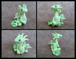 Peridot Green Dragon