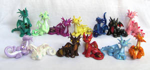 Gem Dragon Series