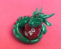 Ruby Dice Dragon