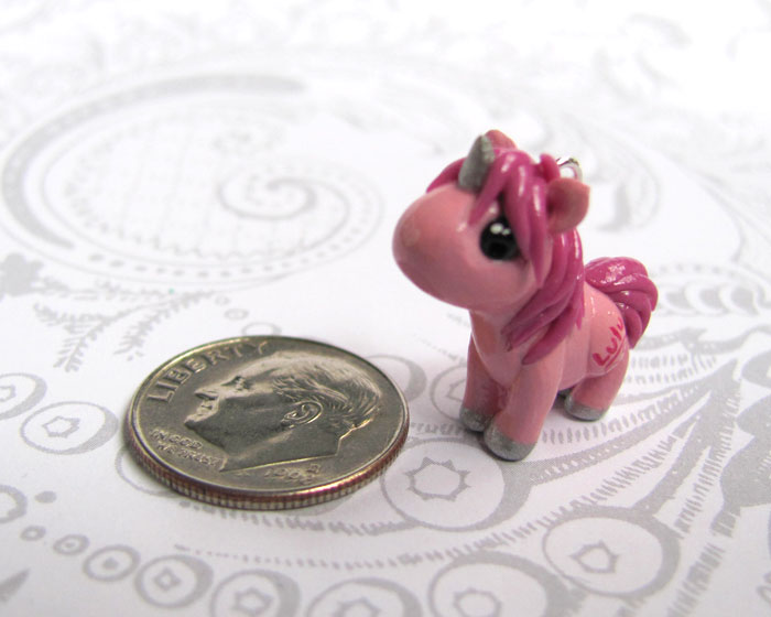 Micro Unicorn by DragonsAndBeasties
