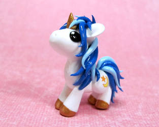 Custom Moon and Star Pony by DragonsAndBeasties