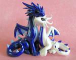 Lovey Dragon Topper