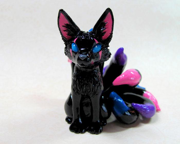 VenomVixen Commission 2 by DragonsAndBeasties