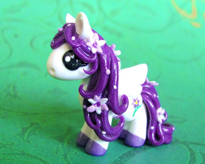 Freesia Pegasus by DragonsAndBeasties