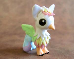 Pastel Rainbow Gryphon