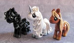 3 Pony Commission