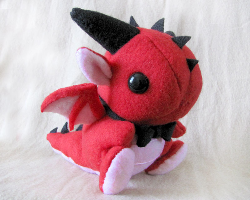 Plushie Giveaway - Valentine2 by DragonsAndBeasties