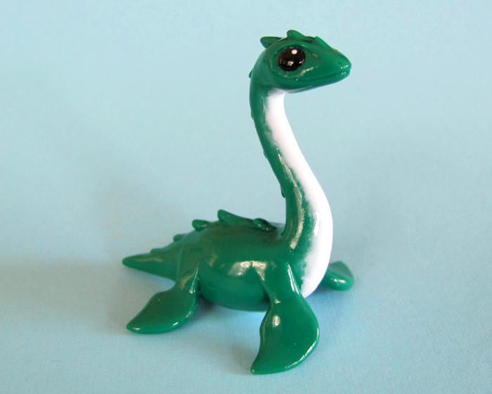 Nessie by DragonsAndBeasties