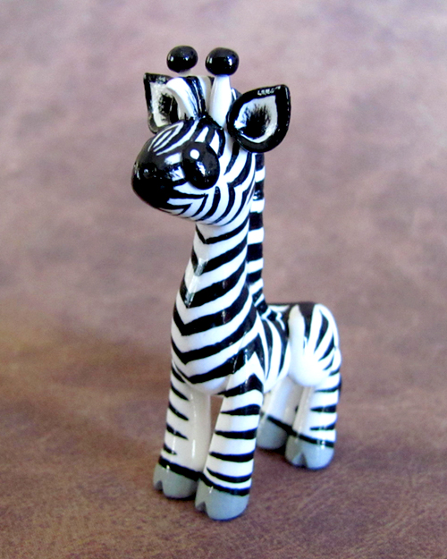 Zebraffe by DragonsAndBeasties