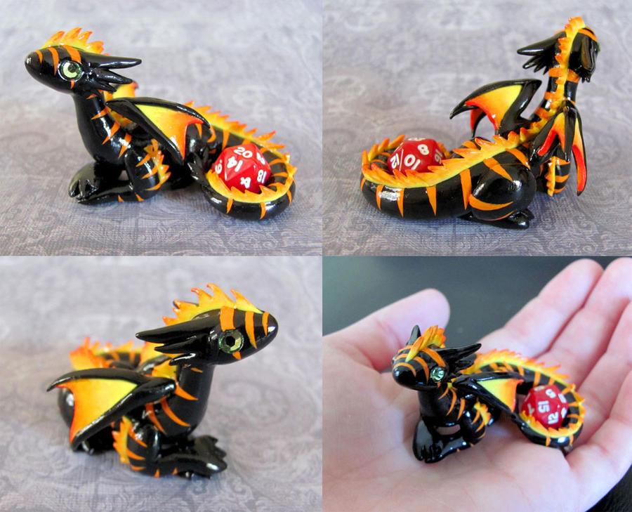 Hato the Dragon by DragonsAndBeasties