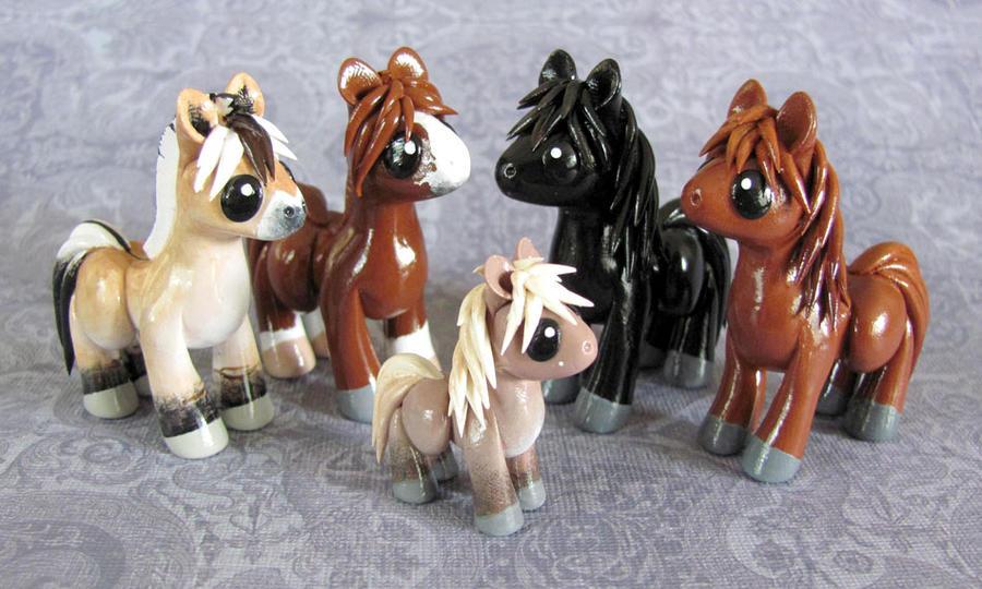 Horse Commission by DragonsAndBeasties