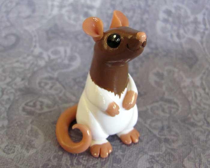 Little Ratty by DragonsAndBeasties