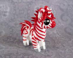 Candycane Zebracorn
