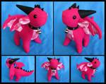 Pet Dragon Plushie