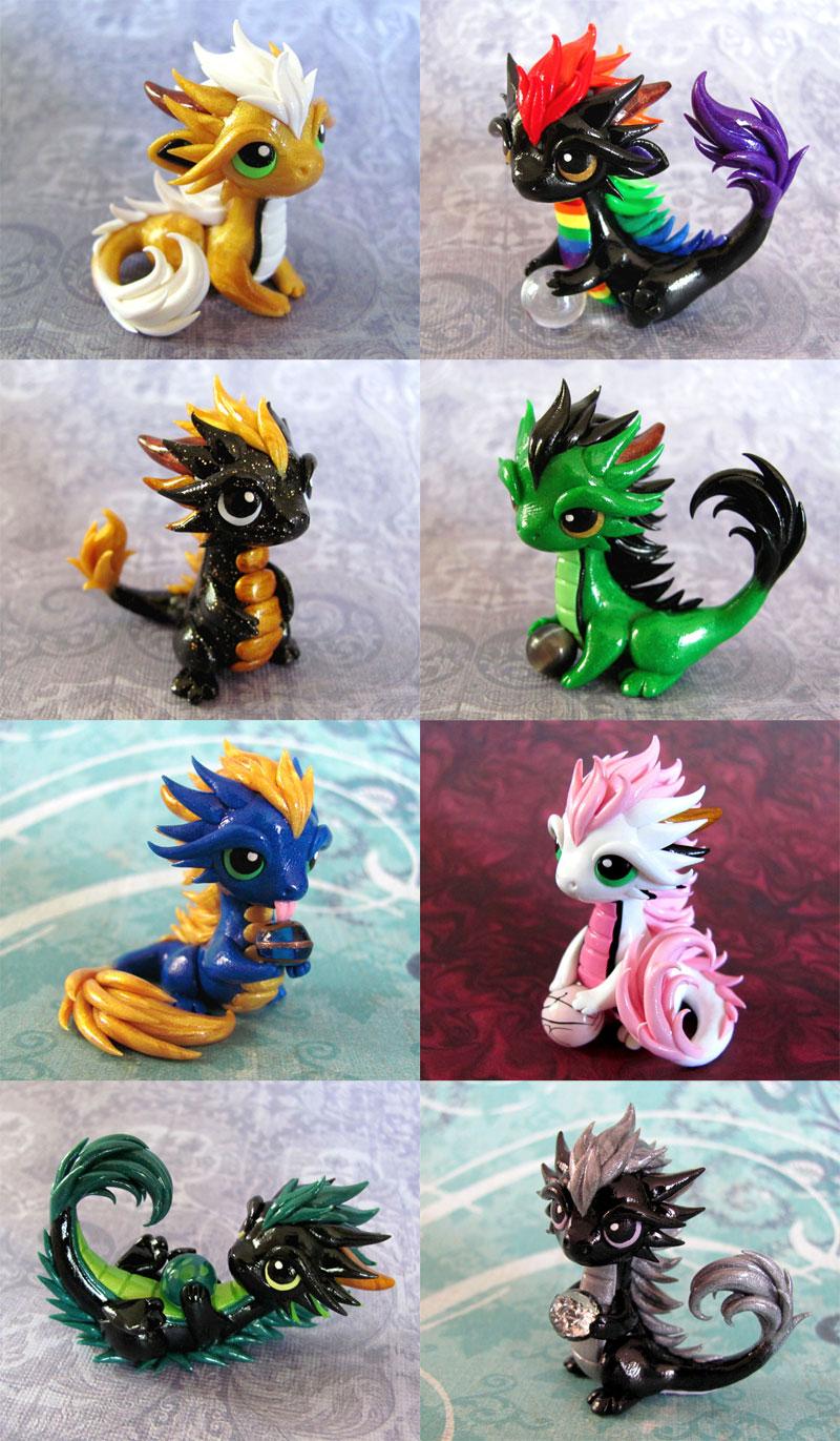 Baby Orientals 1 by DragonsAndBeasties