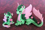 Flower Dragons 1