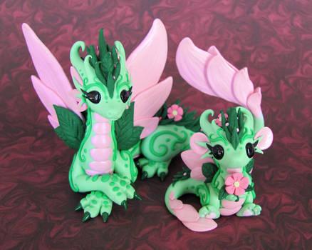 Flower Dragons 2