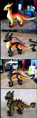 Making Magmax by DragonsAndBeasties