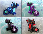Mini Dice Dragons