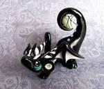 Playful Baby Dragon