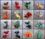 Scrap Dragons