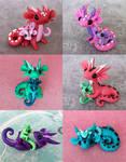 Mama Scrap Dragons